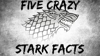 5 Crazy Stark Facts You Might Not Know!