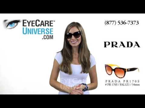 Prada Sunglasses PR 17OS 54mm FAL1Z1 Quick Review