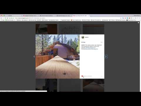 Instagram API Tutorial making requests