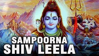 Sampoorna Shiv Leela   Mahashivratri Special   South Indian Drama Full Length Movie in Hindi