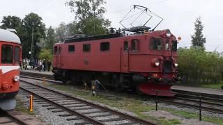 Från Järnvägsmuseet september 2017