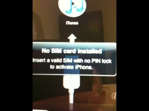 iPhone 3g unlocked, need help
