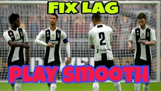 HOW TO FIX LAG IN PES 2019 MOBILE !! | 1000% WORKING | 1, 2