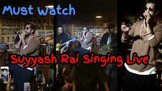 Suyyash Rai Singing Live||Suyyash Rai All New Songs 2017 Humsafar, Beparwaiyan,Hum Bewafa