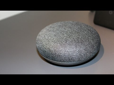 Hands-on and unboxing: Google Home Mini