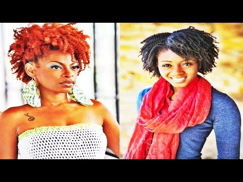 2016 Natural Hairstyles For African American Women
