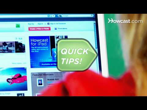Quick Tips: How to Move Up or Down on a Webpage Quickly