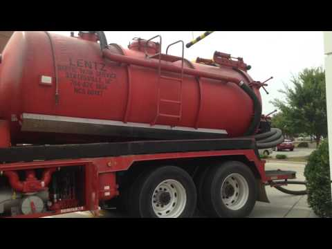 Grease Trap Pumping in Troutman