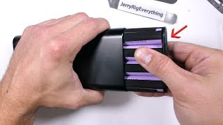 Download This PowerBank can charge your LAPTOP! - Teardown Video