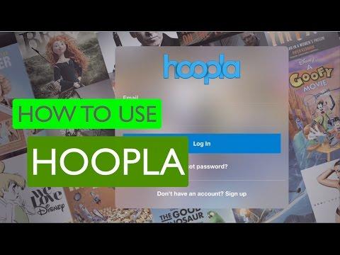 How to Use Hoopla - Deerfield Library eTutor