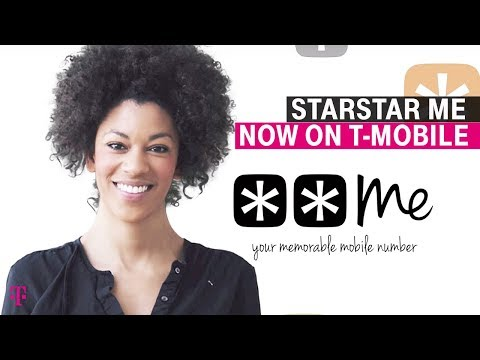 StarStar Me Available On T-Mobile