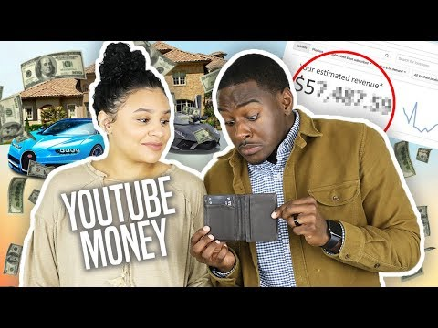 Exactly How Much Money We Make From YouTube