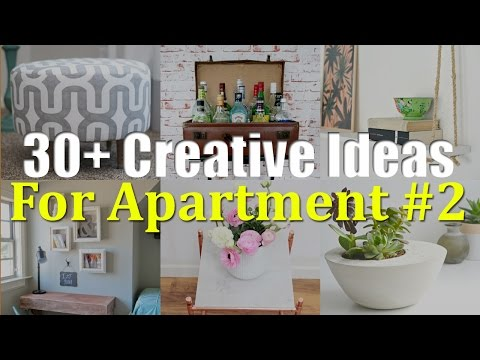 30+ Creative Apartment Decor Ideas #2
