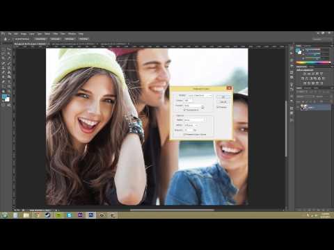 Photoshop CS6 Tutorial - 93 - Indexed Color mode