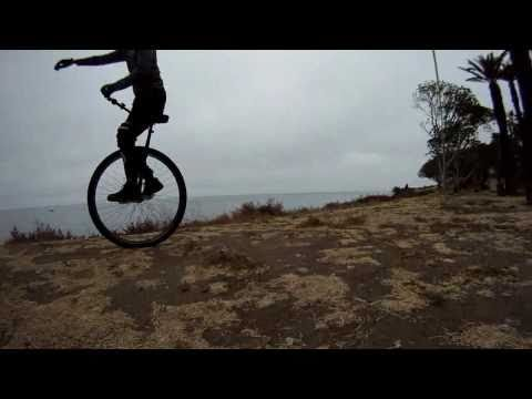 Flow Pro: 36er big wheel unicycle (cable cam)