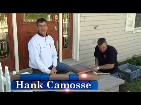 Home Work With Hank Front Step 2