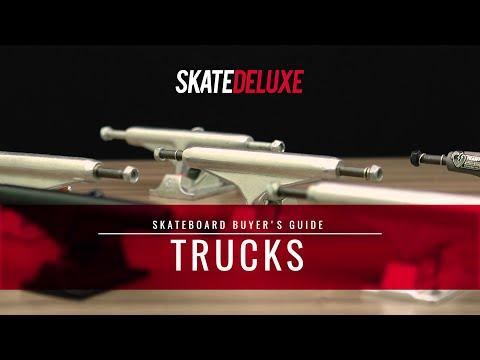 How to choose your skateboard trucks | skatedeluxe Buyer's Guide