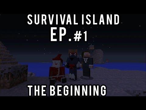 Minecraft survival island of death Episode 1: The Beginning