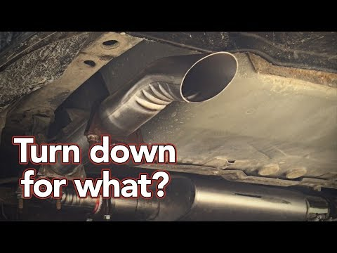 Drone is gone! - Finishing off my Cherry Bomb Turbo exhaust - Camaro V6
