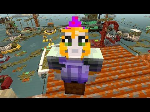 Minecraft PS4 - Damage Challenge - Battle Mini-Game