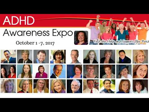 ADHD Awareness Month and the ADHD Awareness Expo