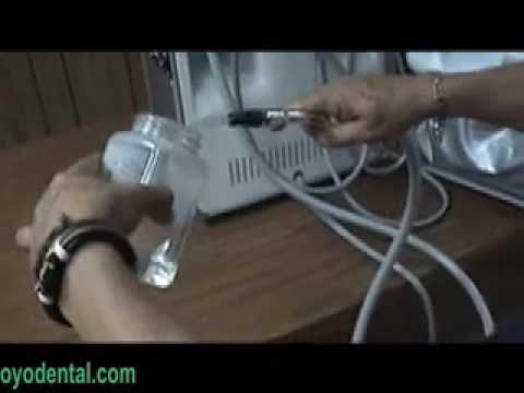 How to Install the Portable Dental Unit