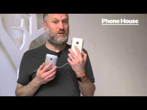 HTC One M7 vs M9