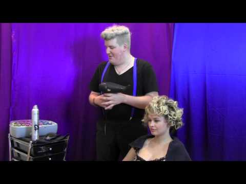 Madge Hair Hot Roller set - Allure collection how to