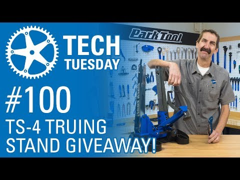 Tech Tuesday 100 - TS-4 Giveaway!