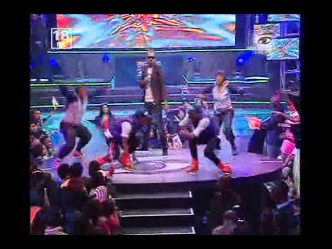 CPwaa performing on Big Brother Africa Finale 2011