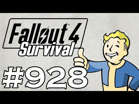 Let's Play Fallout 4 - [SURVIVAL - NO FAST TRAVEL] - Part 928 - Rustic