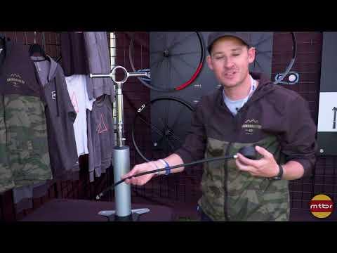 Sea Otter 2018: Crankbrothers Click Floor Pump