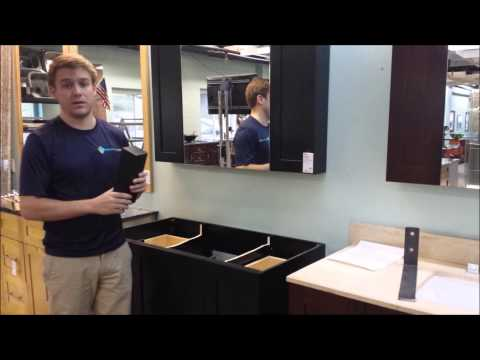 How To Install Wall Hung (Floating) Bathroom Cabinets