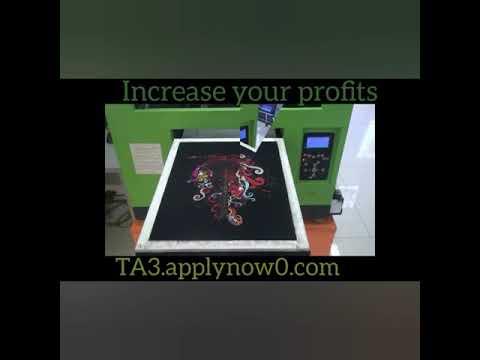 Digital Textile Printer MT-TA3 Price
