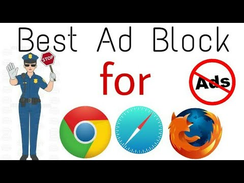 Remove ads from Apple Safari, Chrome, firefox | for ios(mac & ipad) PC android - Best Ad Block