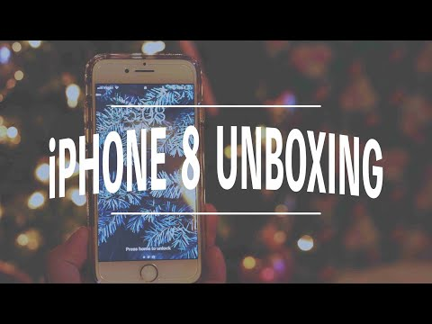 i'm disappointed - Women's iPhone 8 Gold Unboxing & Review