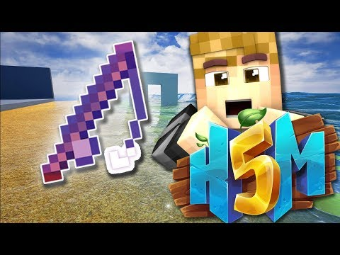 THE BEST FISHING ROD EVER! | HOW TO MINECRAFT 5! (H5M) Ep.10