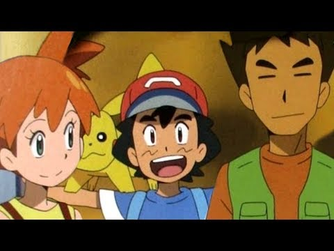 Misty and Brock Return To The Pokemon Anime