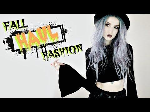 Fall Fashion Haul   Nasty Gal, ASOS, Killstar, PLT