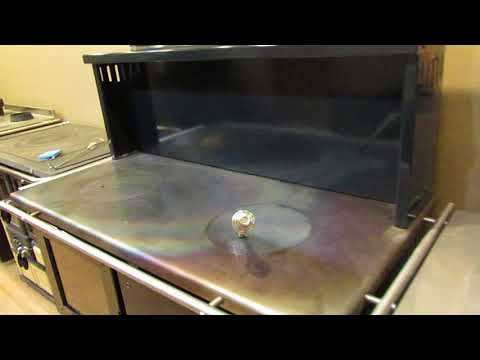 Obadiah's Cooktop Comparison: The Heco 520, Kitchen Queen, and Obadiah's 2000 Wood Cookstove