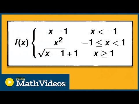 Overview of Piecewise functions