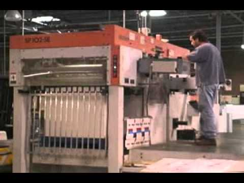 ALL PACKAGING COMPANY video tour - Paperboard Folding Carton Design and Manufacturing