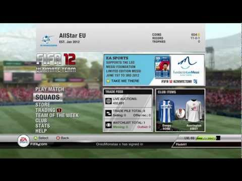FIFA 12 Ultimate Team - Road To Team IF - 9 Down 2 To Go Ep.30