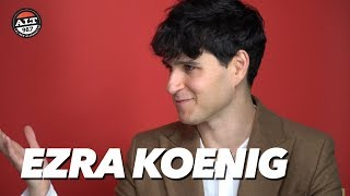 Download Ezra Koenig Talks Father Of The Bride (FOTB), Working w Beyonce, New Music & More! Video