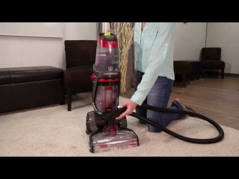 Proheat 2x Revolution Deep Cleaner - Hose Is Not Spraying Troubleshooting