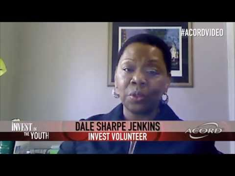 INVEST in the Youth- Dale Sharpe Jenkins