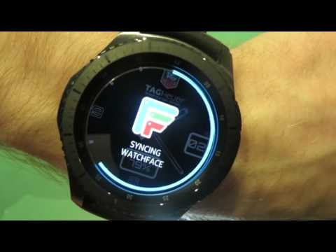Facer for Samsung Gear S2 / S3 Watchface app review + Always On watchfaces