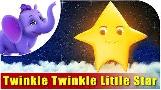 Kids Nursery Rhymes | Twinkle Twinkle Little Star