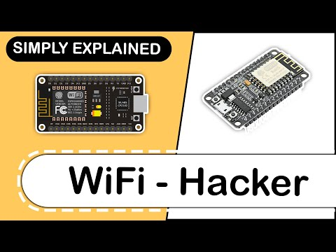 Wifi Jammer with ESP8266 | Priyank Gada
