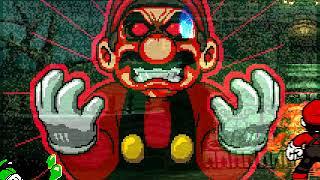 MUGEN Request #433 Mario, Mario, Super Mario & Mario vs Luigi, Luigi, Super Luigi & Luigi